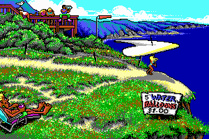 California Games II abandonware
