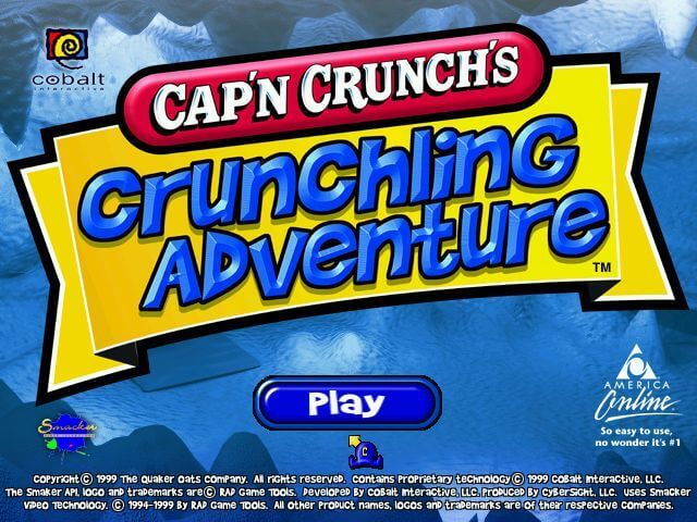 Captain Crunch Crunchling Adventure Download Mac