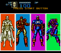 Download Captain America and the Avengers - My Abandonware