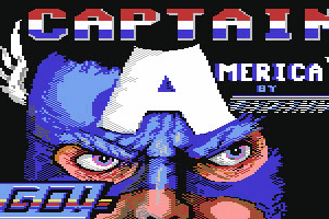 Captain America in: The Doom Tube of Dr. Megalomann abandonware