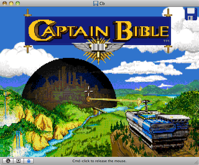 captain bible download