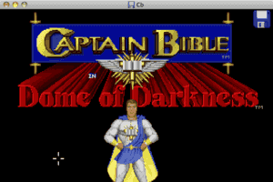 Captain Bible in Dome of Darkness 0