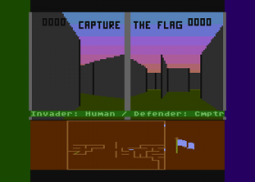 Capture the Flag abandonware