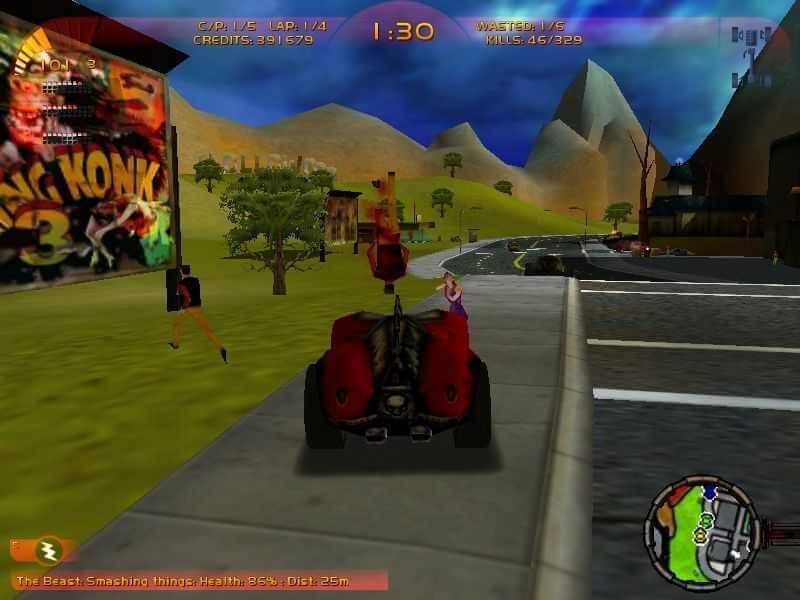 carmageddon 3 tdr 2000 full rip