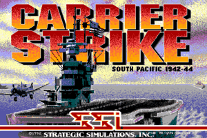Carrier Strike: South Pacific 1942-44 1