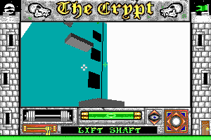 Castle Master 2: The Crypt abandonware
