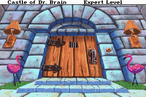 Castle of Dr. Brain 3