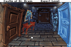 Castle of Dr. Brain 5