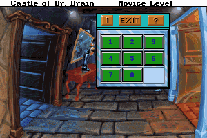 Castle of Dr. Brain 7
