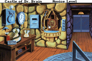 Castle of Dr. Brain 8
