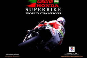 Castrol Honda Superbike World Champions 0