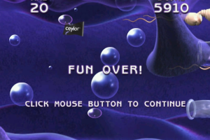 Catch the Sperm 2 abandonware
