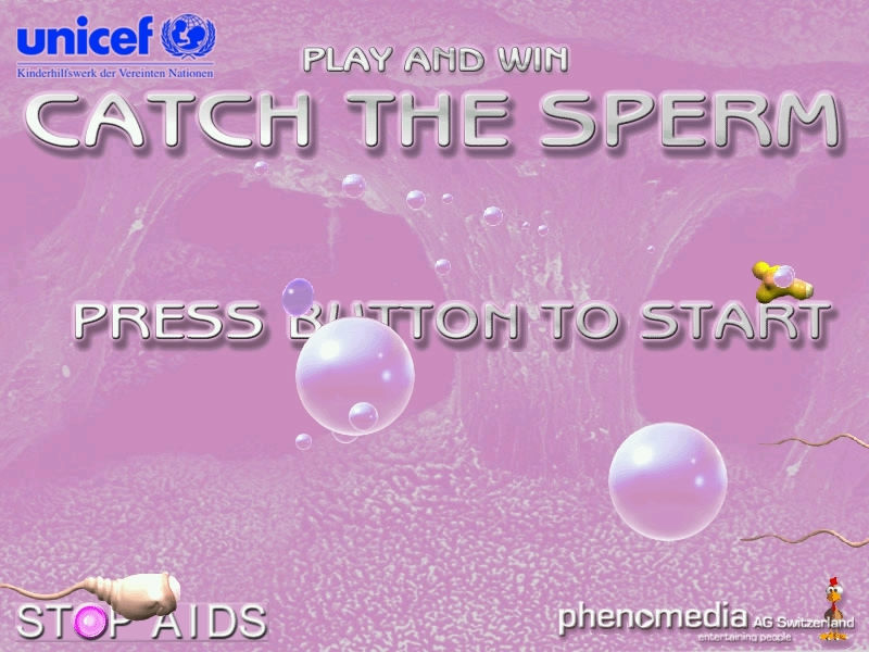 Download Catch the Sperm (Windows) - My Abandonware