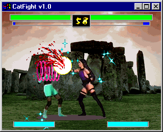 CatFight: The Ultimate Female Fighting Game 2