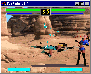 CatFight: The Ultimate Female Fighting Game 4