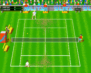 Center Court Tennis Amiga