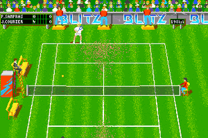 Center Court Tennis abandonware