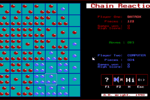Chain Reaction 4