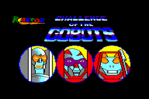 Challenge of the Gobots 0