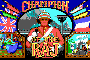 Champion of The Raj 29
