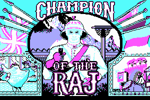 Champion of The Raj 32