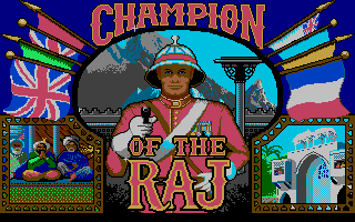 Champion of The Raj 1