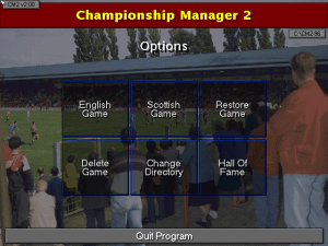Championship Manager 2: Including Season 96/97 Updates 0