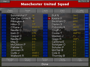 Championship Manager 2: Including Season 96/97 Updates abandonware