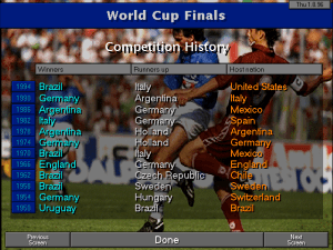 Championship Manager 2: The Italian Leagues Season 96/97 abandonware