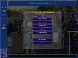 Championship Manager 4 0