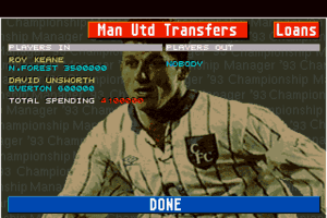 Championship Manager 93 10