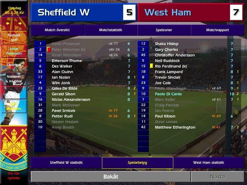 Download Championship Manager: Season 99/00 (Windows) - My Abandonware