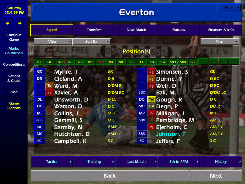 Championship manager download free