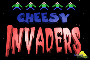 Cheesy Invaders 0