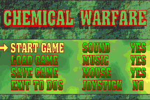 Chemical Warfare 1