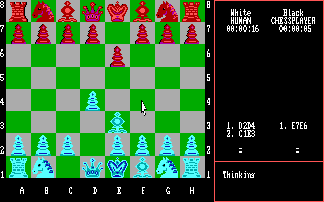 Chess Player 2150 2