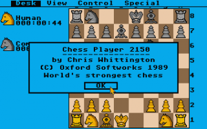 Chess Player 2150 abandonware