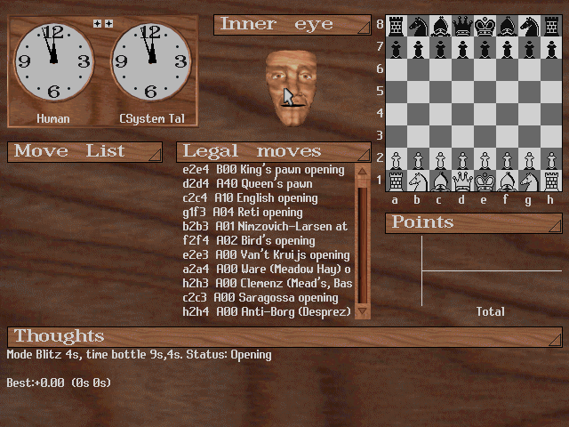Chess System Tal 1