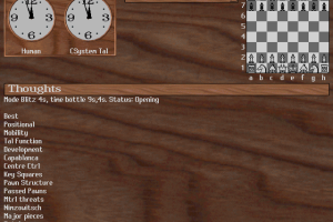 Chess System Tal abandonware