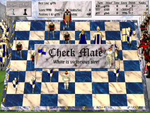 Chess Wars: A Medieval Fantasy 0