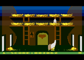 Chicken Chase abandonware