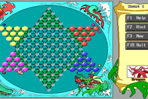 Chinese Checkers abandonware