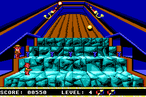 Chip 'N Dale Rescue Rangers: The Adventures in Nimnul's Castle 4