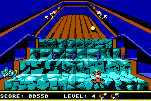 Chip 'N Dale Rescue Rangers: The Adventures in Nimnul's Castle 5