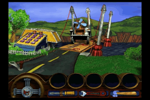 Chitty Chitty Bang Bang's Adventures in Tinker Town abandonware