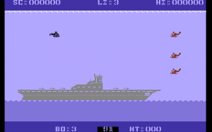 Chopper War abandonware