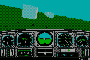 Chuck Yeager's Advanced Flight Simulator abandonware