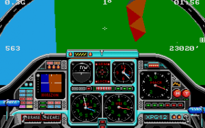 Chuck Yeager's Advanced Flight Trainer 2.0 abandonware