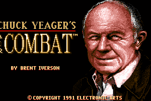 Chuck Yeager's Air Combat 0