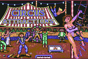 Circus Attractions 0